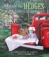 Beyond the Hedges Cookbook by the Junior League of Athens