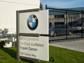 BMW Concord Collision Center
