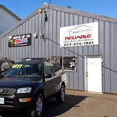 Reliable Auto Sales And Service.