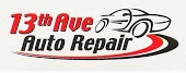 13th Avenue Auto Repair