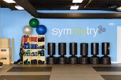 Symmetry Training and Fitness