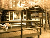 The Log Cabin Motor Court