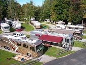 Evergreen Lake Park Campground & RV Sales
